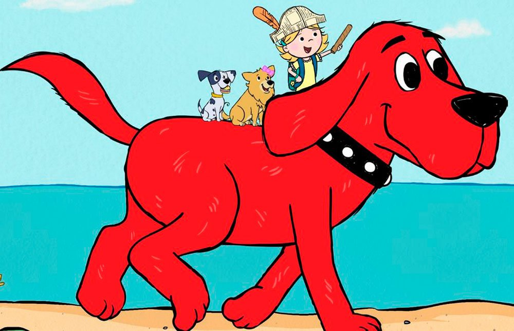 Dog Is Clifford