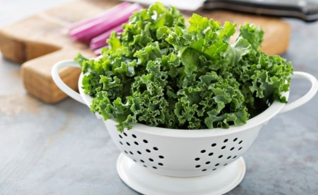 Nutrition Stats of Kale