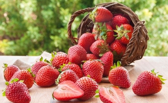 Nutritional Value of Strawberries