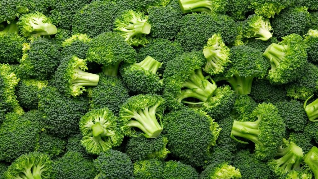 Vitamins and Minerals from Broccoli
