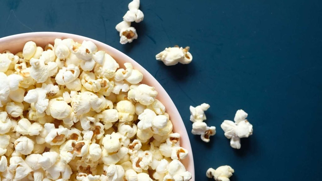 The Composition of Popcorn